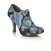 Ruby Shoo Juno Sky Blue Shoe Boot