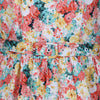 Multi Floral Audrey Swing Dress