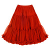 EXTRA VOLUME Red Net Vintage Rockabilly 50s Petticoat Skirt - Pretty Kitty Fashion