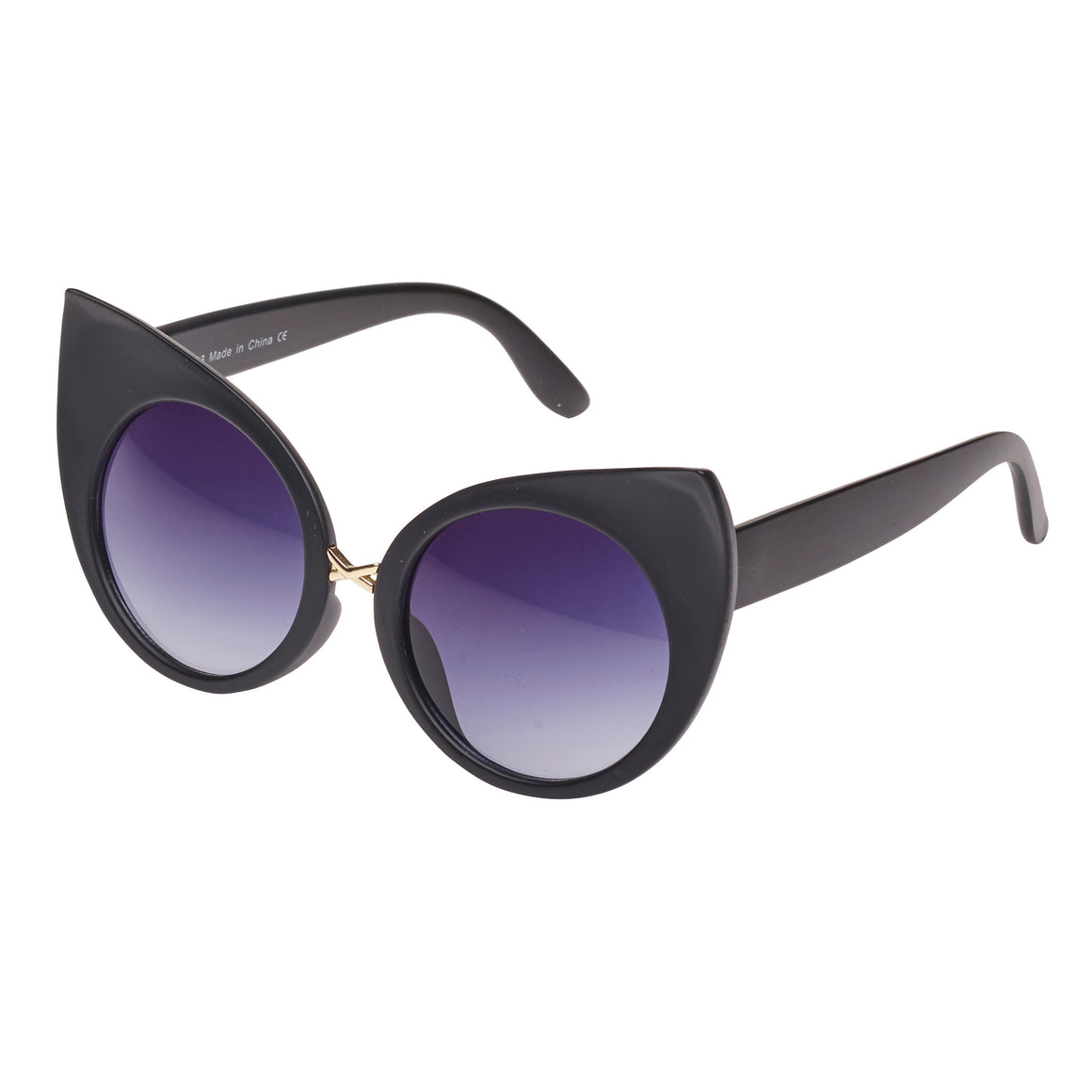 Black Vintage Sunglasses - Pretty Kitty Fashion