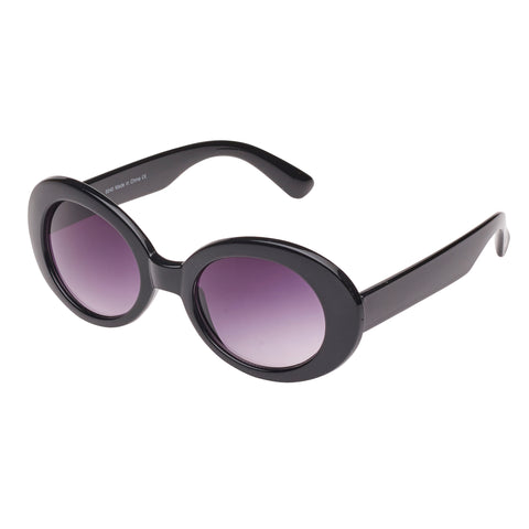Black Vintage Retro Sunglasses