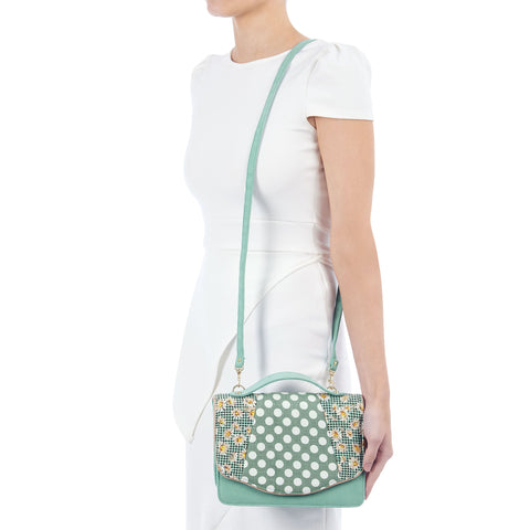 Ruby Shoo Belfast Mint Body Bag