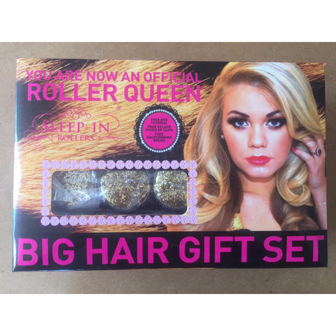 Sleep-in Rollers Big Hair Gift Set