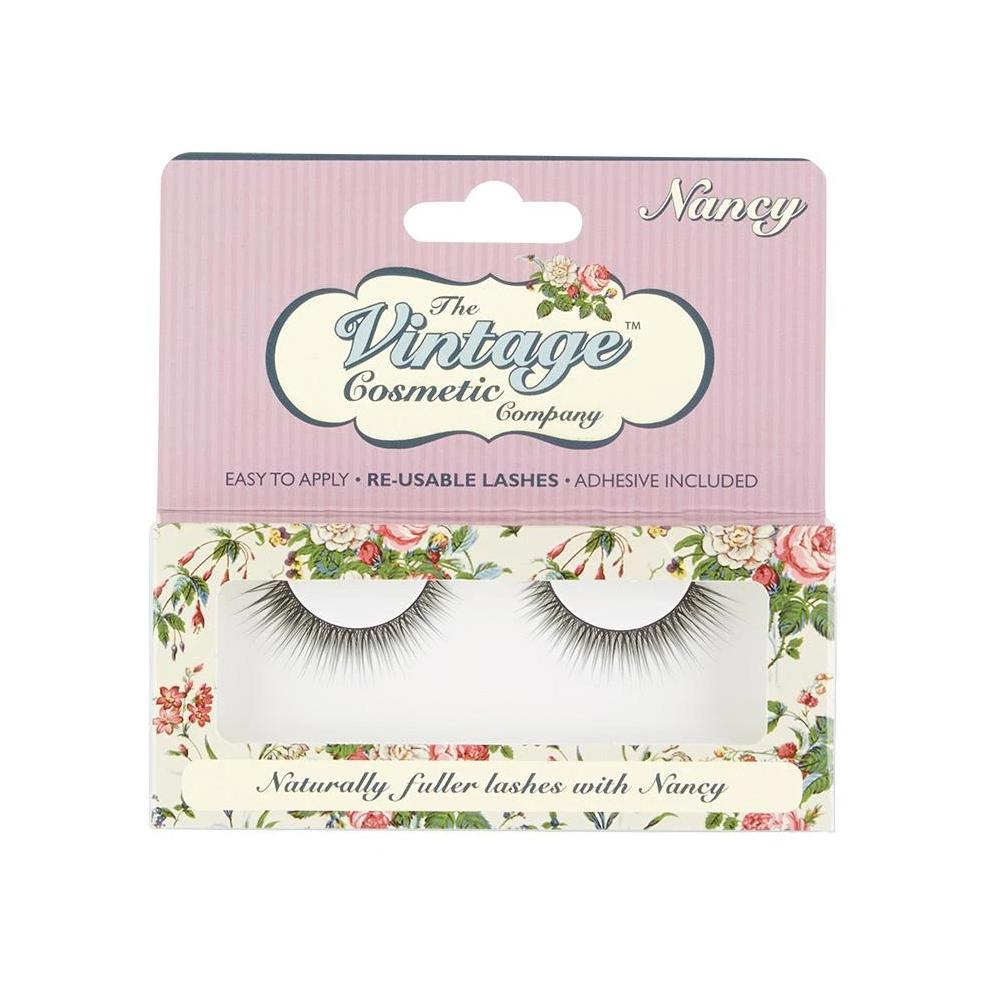 Nancy False Strip Lashes - Pretty Kitty Fashion