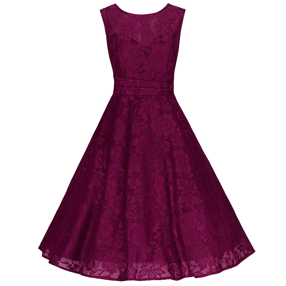 Vintage 50s Style Cocktail Dresses | Pretty Kitty Fashion