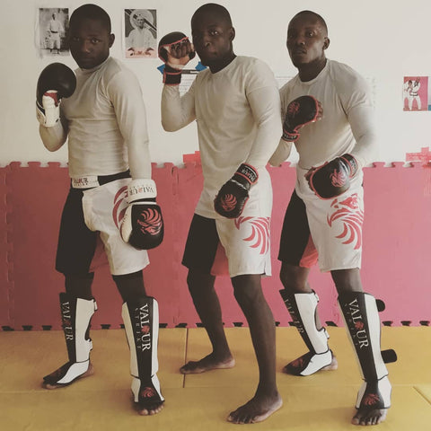 Boxing Sparring Gloves - Malawi Fighters