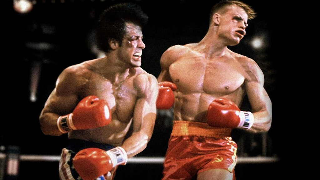 Rocky 4 Top 10 Greatest Boxing Films of All Time.