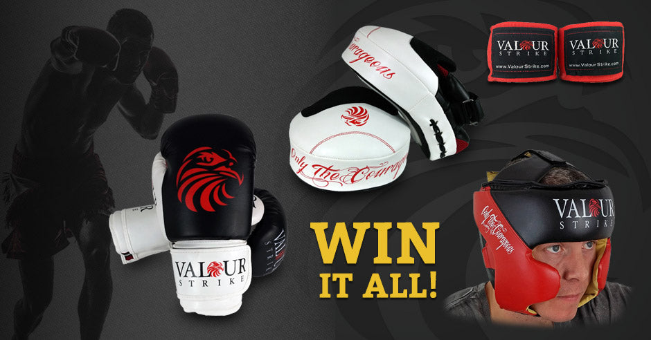 Boxing Gear Competiton