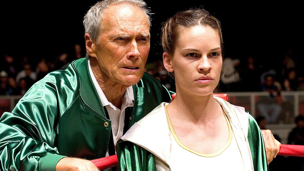Million Dollar Baby Top 10 Greatest Boxing Films of All Time.