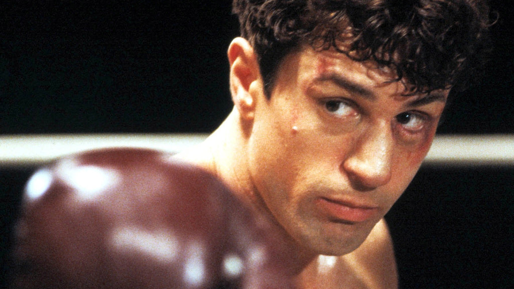 Raging Bull Top 10 Greatest Boxing Films of All Time.