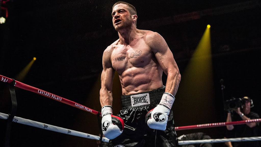Southpaw Top 10 Greatest Boxing Films of All Time.