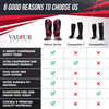PRO KICKBOXING, MUAY THAI SHIN GUARDS