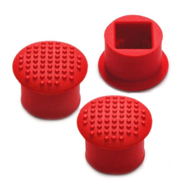 3x ThinkPad Laptop TrackPoint Red Cap Collection for IBM/Lenovo ThinkPad K4P9