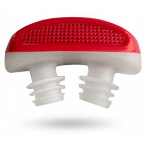 2 in 1 Anti Snoring Silicone Air Purifier - RED