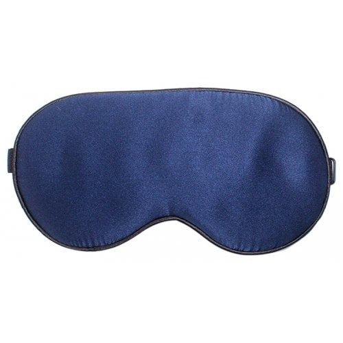 Soft Silk Light Weight Sleep Eye Cover Blinder - CADETBLUE 1PC