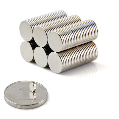 50x Strong N35 Neodymium Magnets Rare Earth Round Disc Fridge Craft 4mmx2mm