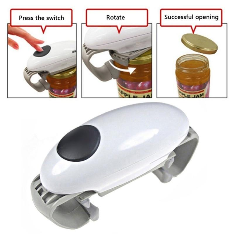 AUTOMATIC EASY JAR OPENER