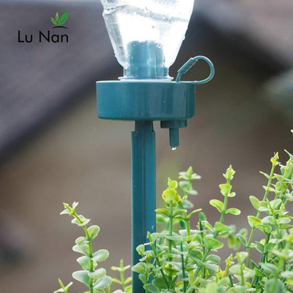 AUTOMATIC SELF-WATERING PLANT WATERER BOTTLES
