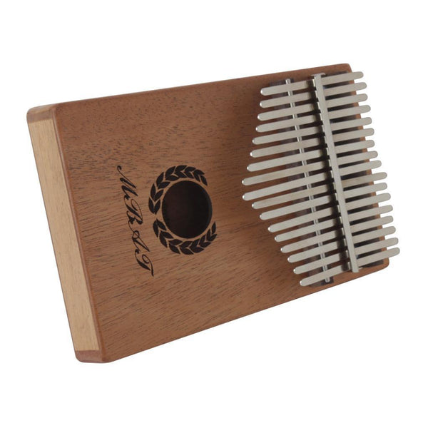 17 Keys Durable Kalimba Finger Piano African Traditional Musical Instrument