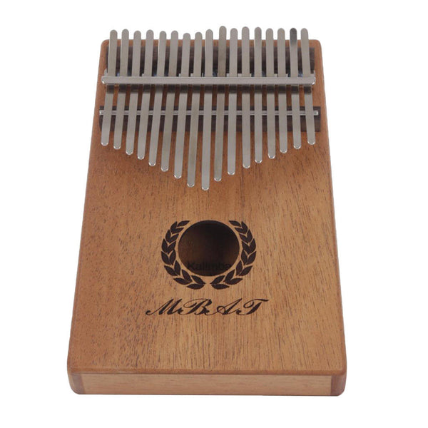 Hand Key Kalimba Mbira Musical Instrument Parts for Kalimba Players 17 Keys