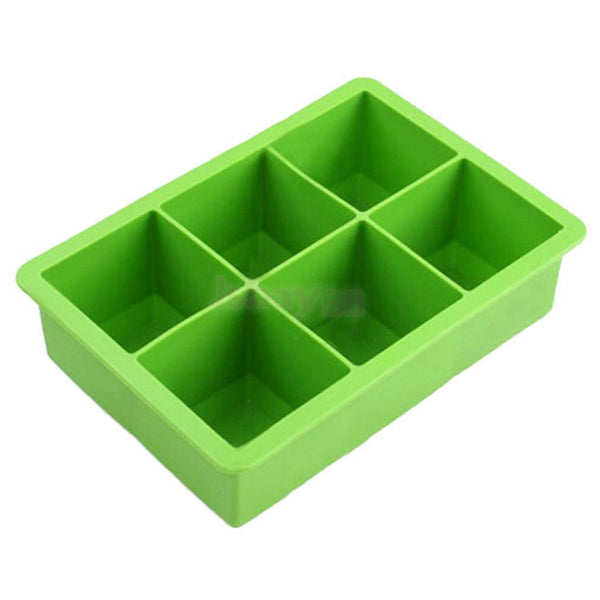 Silicone Ice Cube Tray Maker Mould Chocolate Novelty New Ice Cube Mold *2