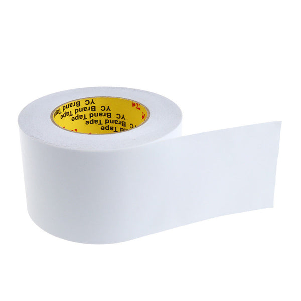 50m Super Strong Double Sided Stick Adhesive Foam Tape - Width 80mm