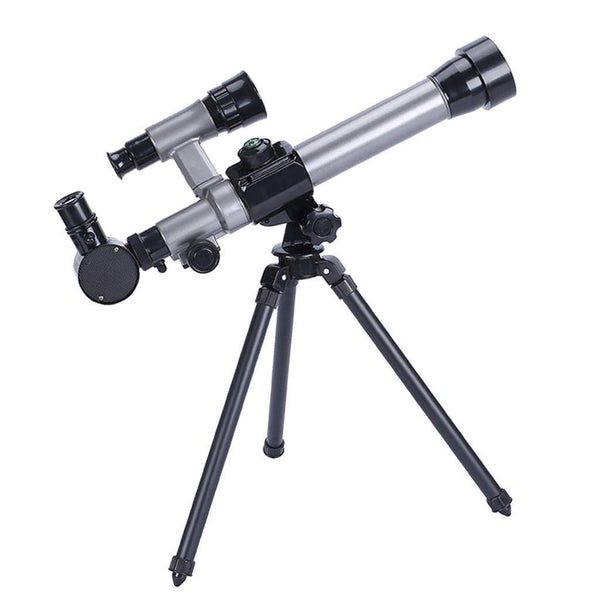 C2130 Astronomical Refractor Telescope with Tripod for Kids Beginners