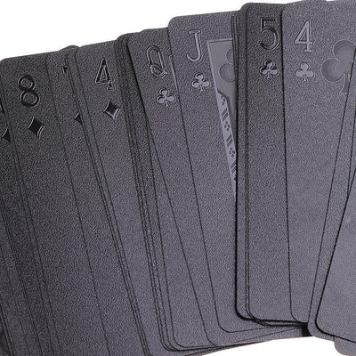 Deck Poker Plastic Waterproof Playing Cards Set Poker Cards Magic Cards #2