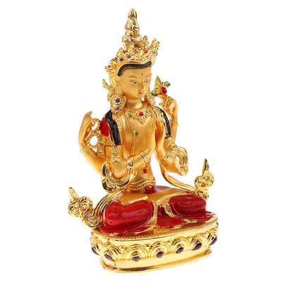 Buddhist Supplies Bless Good Luck Protection Avalokitesvara Buddha Statue
