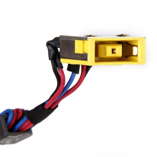 DC Power Jack Socket Port Connector Cable Wire for LENOVO IDEAPAD G500 G500S