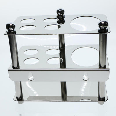 Square Toothbrush,Toothpaste,Razor Holder Stainless Steel Storage Racks