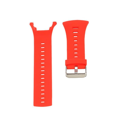 3Pcs Silicone Gel Wrist Band Buckle Replacement for Suunto Ambit 3 2 1 Watch