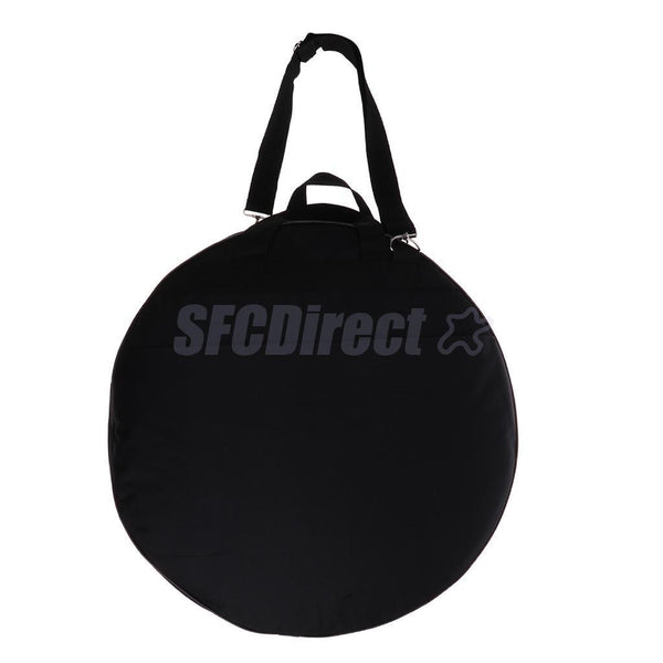 Portable Cymbal Gig Bag Storage Case Container for Drum Cymbal Accessory
