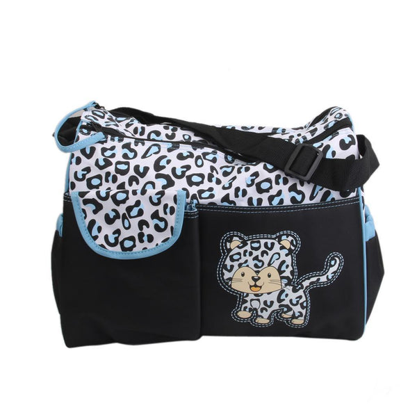 New Baby Nappy Changing Bag Diaper Mat Mummy Shoulder Handbag Organizer