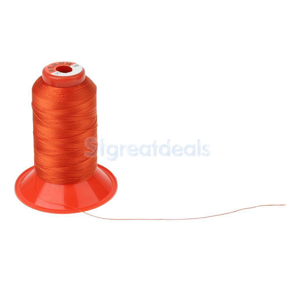 5 Colours Strong Bonded Nylon Tent Backpack Sewing Thread 500 Meters Spools Set