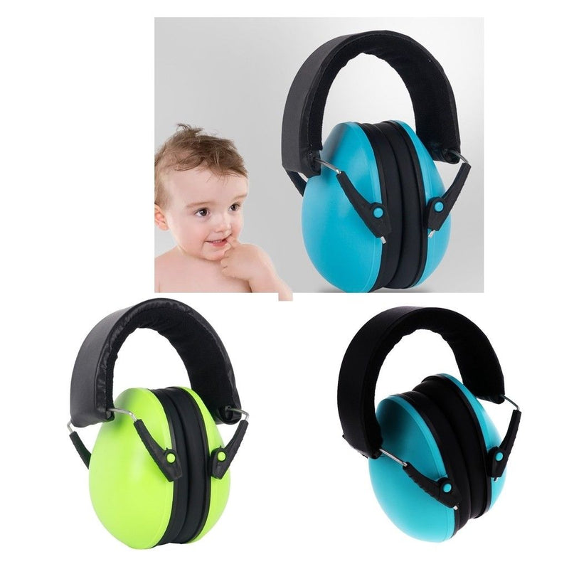 2xHearing Protection Ear Muffs Noise Cancelling EAR Defenders for Kids Child