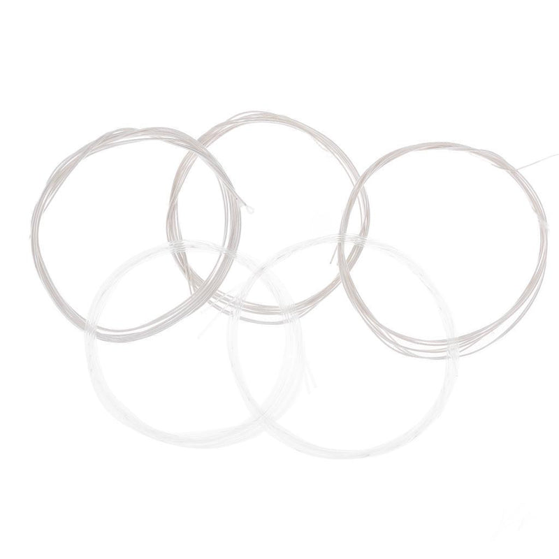 Oud Nylon Clear Strings 10 Strings D/A/E/B/F String Instrument Parts