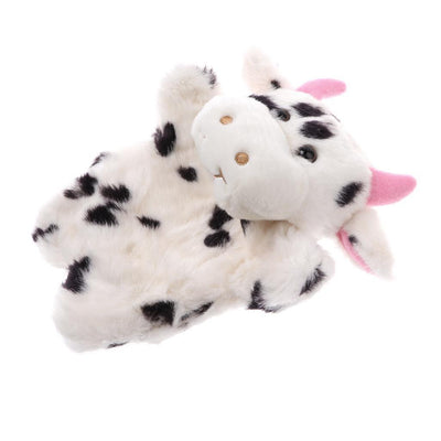 Cute Cow Glove Puppet Teaching Toys Children's storytelling Toys