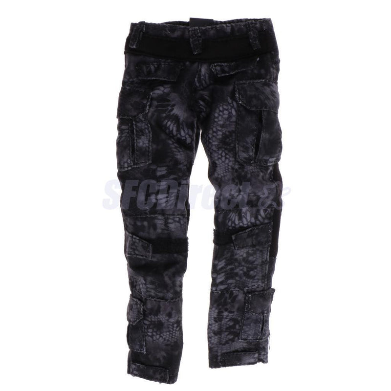 """Suspender Pants Overalls For 1//6 Scale Male 12/"""" Action Figure 1:6 Toy"""