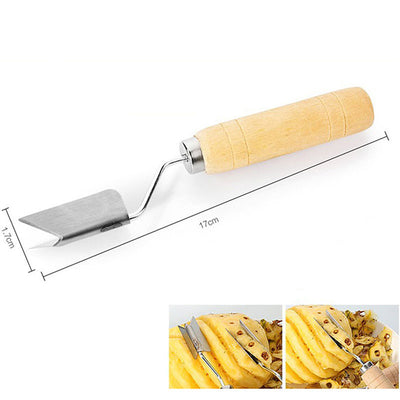 Useful Fruit Pineapple Peeler Corer Slicers Cutter Tools kitchen accessories 3C