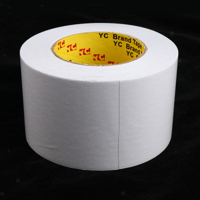 50m Double Stick Tape Double Sided Mounting Tape -Strong Stickiness 80mm
