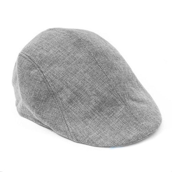 Fashion Duckbill Baggy Beret Hat Classic cotton Gatsby Cap Golf Sport Outdo M7S6