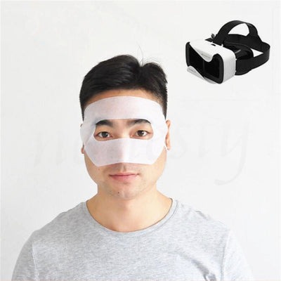 100pcs Protective Hygiene Eye Mask Eyemask For VR Glasses Disposable Eyemask