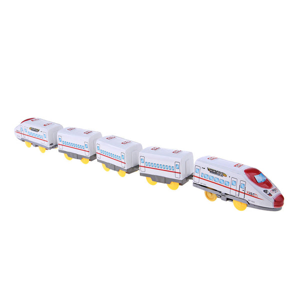 Electric Toys Train Set Battery Operated Toys Goes Automatic Directions Toys