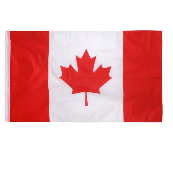 Canada Australia Flag 5x3 Feet Polyester Banner Flying Flag for Sport Events