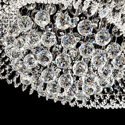 Clear Crystal Glass Chandelier Light Ball Prisms Suncatcher Drop Pendant 99