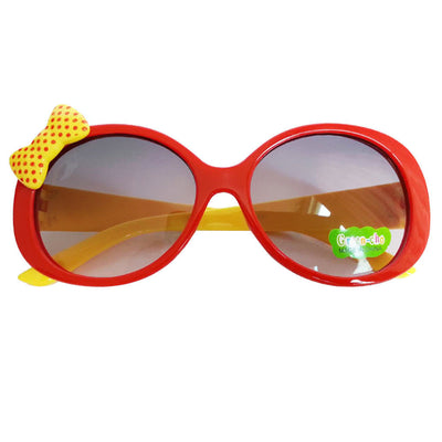 2Pcs Baby Sunglasses Popular Toddler Children UV400 Frame Goggles Outdoor
