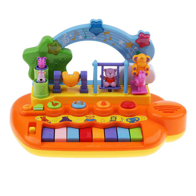 Baby Musical Toys Keyboard Piano Electronic Learning Toys Fun Playing Gift