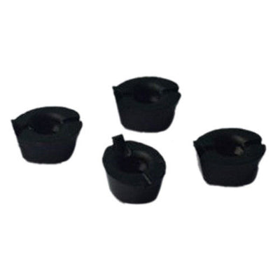 for Hubsan H107-A29 rubber feet Black A8T7