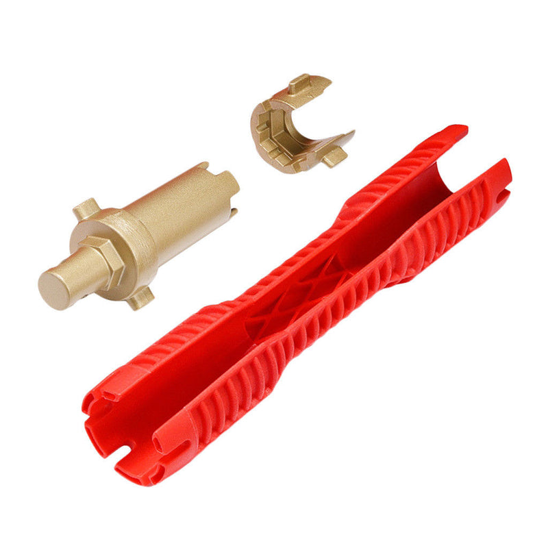 Plumber Wrench Faucet and Sink Repair Installation Tool for Kitchen Bathroom